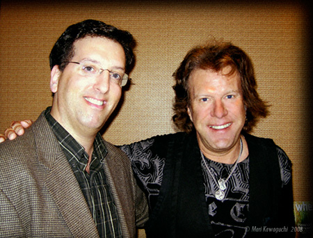 Jeffrey Biegel and Keith Emerson