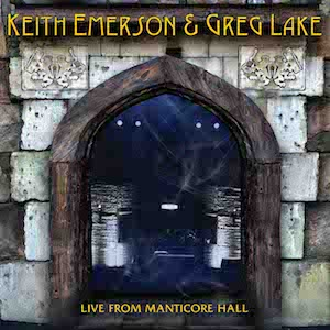Live From Manticore Hall CD